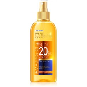 AMAZING OIL – DRY opalovaci olej – SPF 20