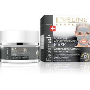 457 thickbox default Eveline Cistici a detoxikacni maska s aktivnim uhlim