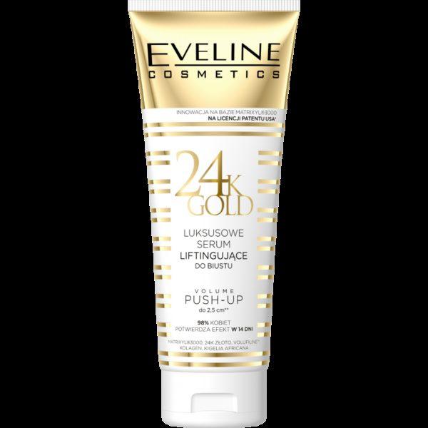 Eveline SLIM Therapy 24k Gold sérum na poprsí