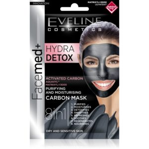 596 thickbox default Eveline Facemed Hydra Detox maska