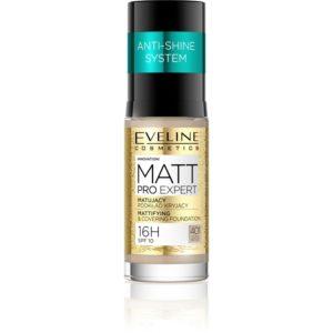 517 thickbox default Eveline Make up Matt Pro Expert COOL BEIGE