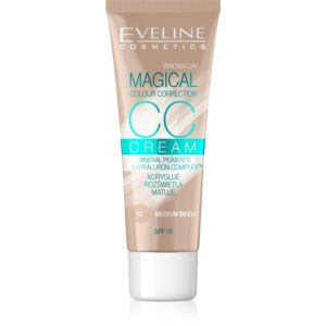 541 thickbox default Eveline CC Cream Magical Colour Correction medium beige