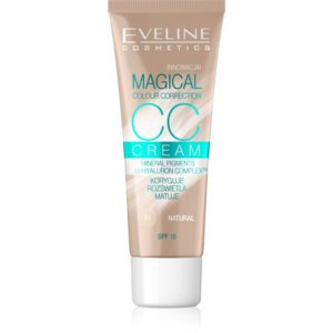 542 thickbox default Eveline CC Cream Magical Colour Correction natural