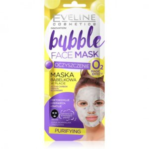 701 thickbox default Eveline BUBBLE MASK hydratacni pletova textilni maska