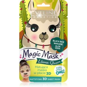 707 thickbox default Eveline Magic mask matujici textilni maska lama