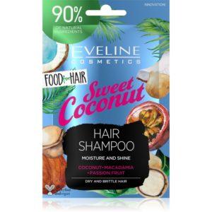 748 thickbox default Eveline Sampon na vlasy Coconut