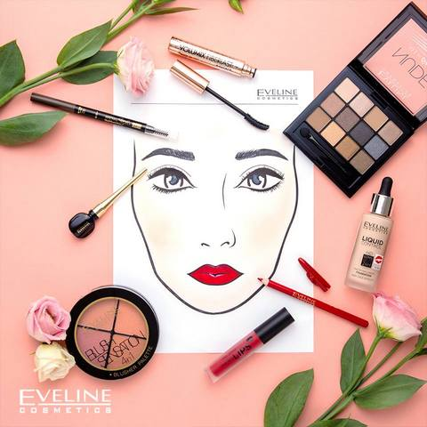 Instagram Eveline MakeUP01
